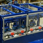 Automated Lid Pick & Place