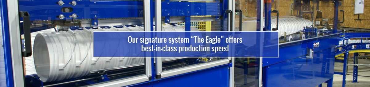 Eagle Automatic Pail Filler