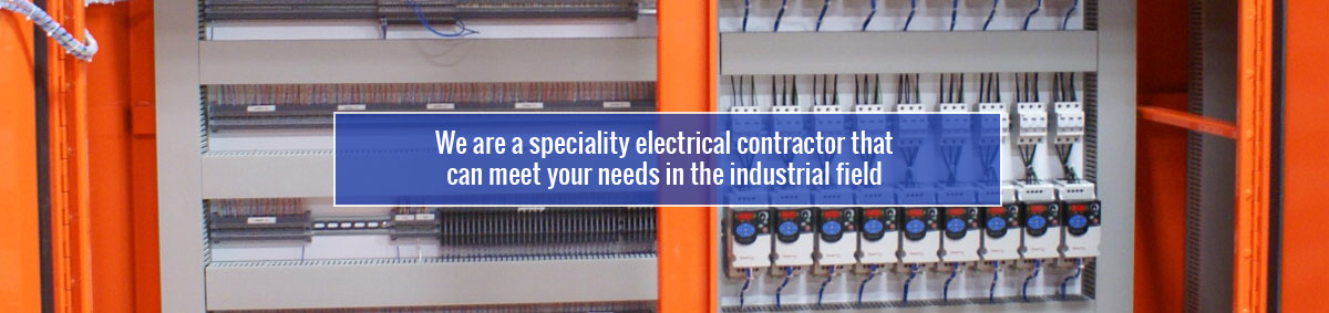 Speciality electrical contractor