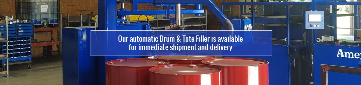 drum and tote filler